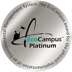 Eco Campus Platinum award